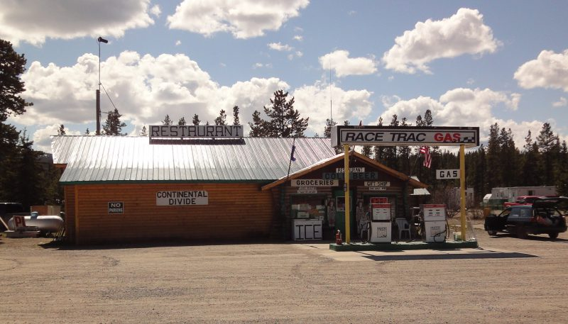 Continental Divide Lodge