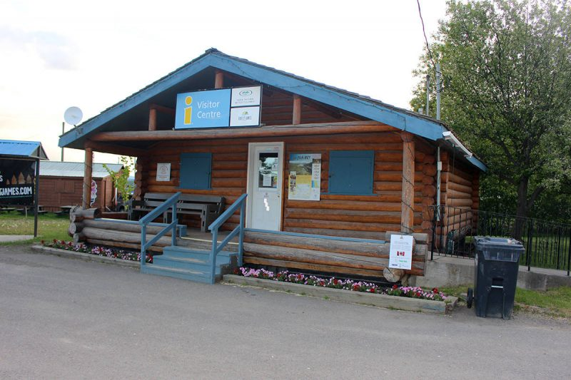 Fort St James Visitor Centre