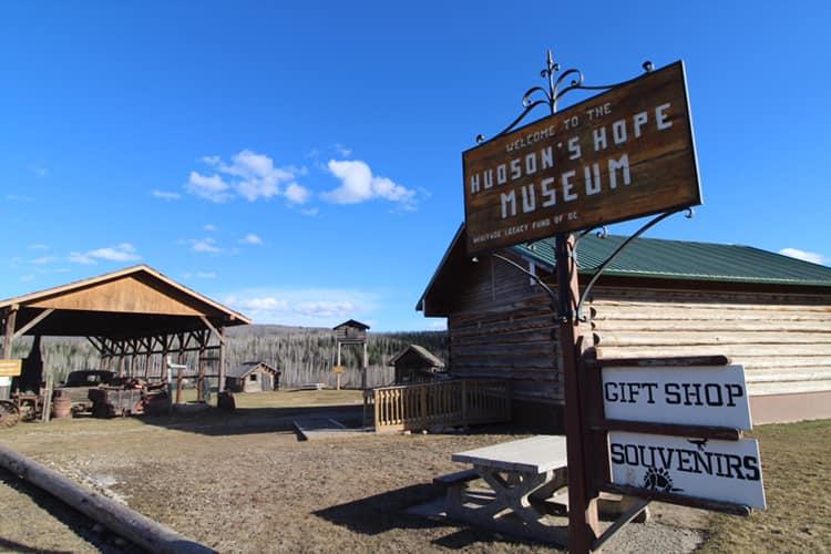 Hudson's Hope Museum