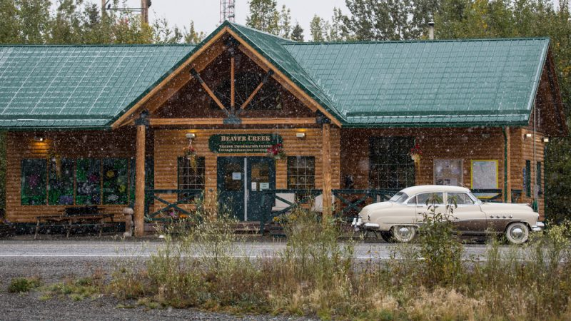 Beaver Creek Visitor Information Centre