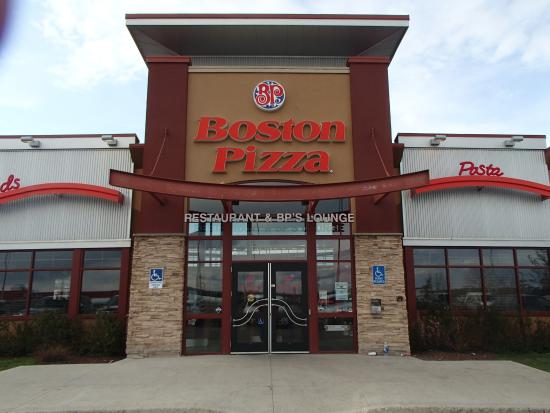 Boston Pizza – Fort St. John