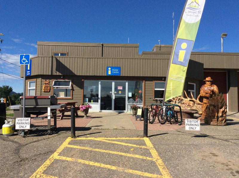 Chetwynd Visitor Centre