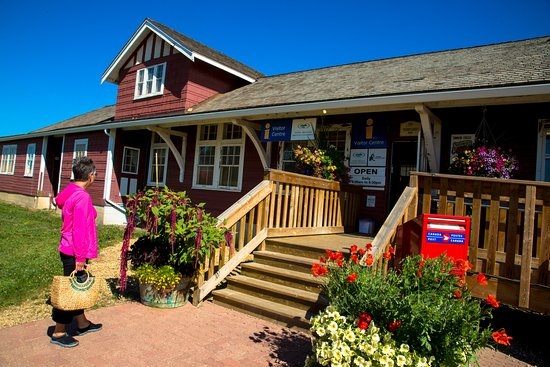 Dawson Creek Visitor Centre